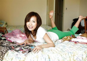 Japanese Girl Chiyo