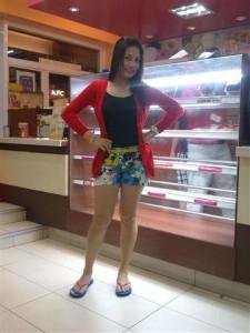 Ann in Manila (Small)