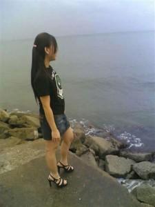 Wan a Malaysian Girl (Small)