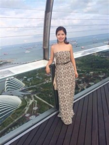 Nhu a 20 years old Vietnamese Girl (Small)